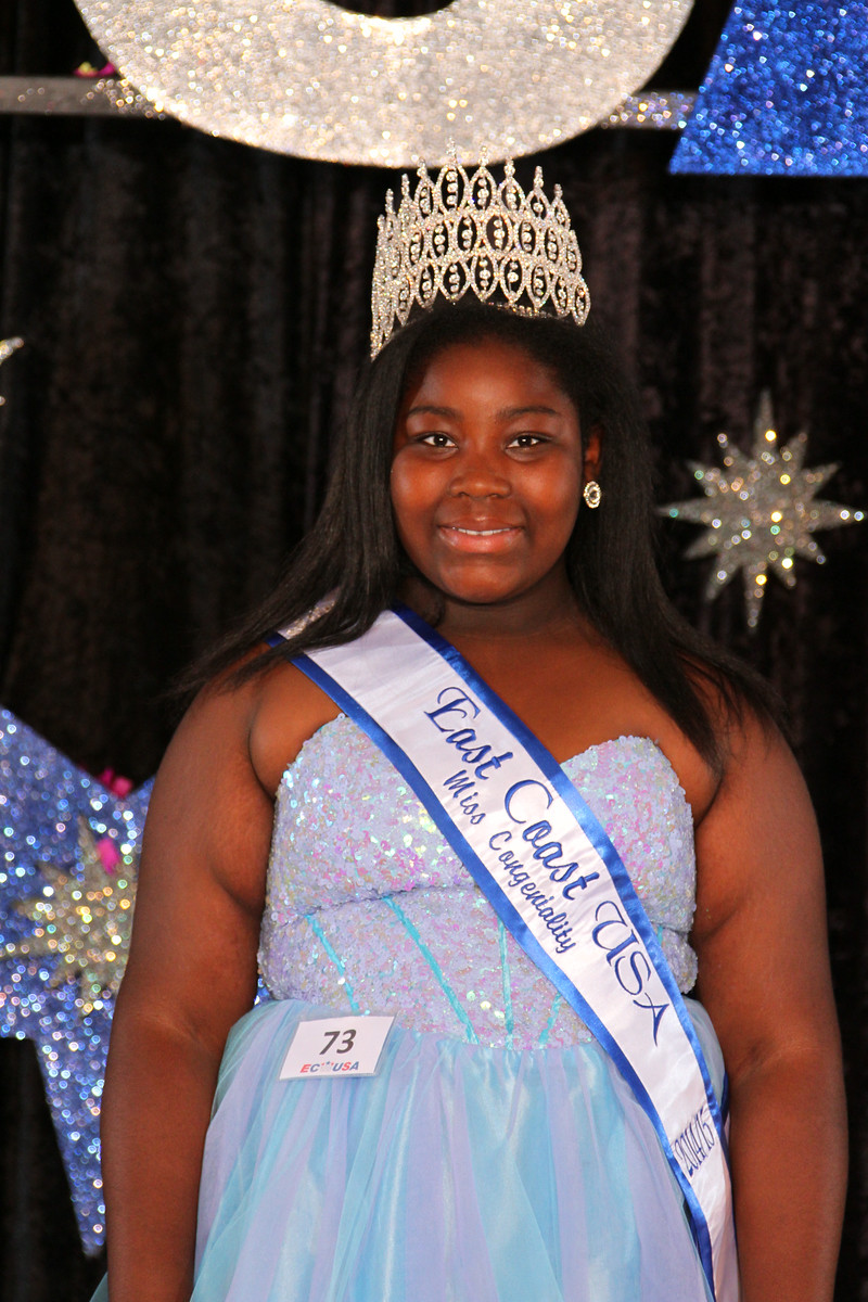 East Coast USA Miss Congeniality Nnenna Eke
