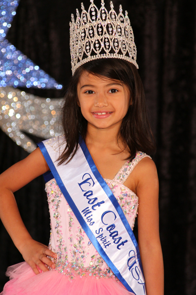 East Coast USA Miss Spirit Aliya Zadrozny