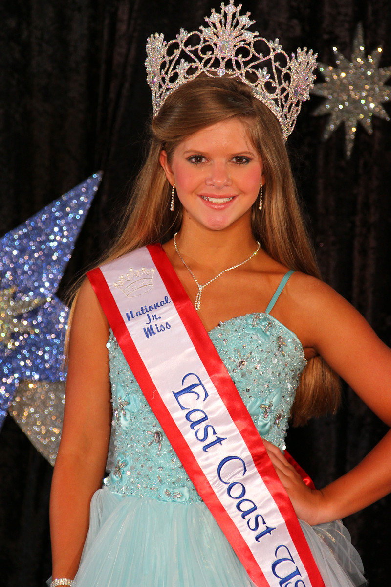 Jr. Miss East Coast USA Lauren Sears