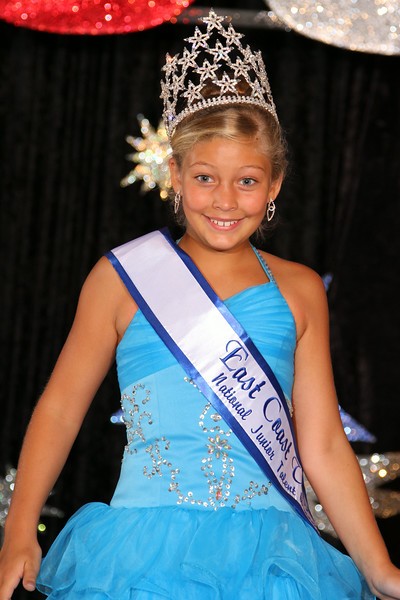 Jr. Talent Queen Jenna Chircco