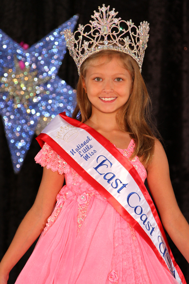 Little Miss East Coast USA Mya Lamp