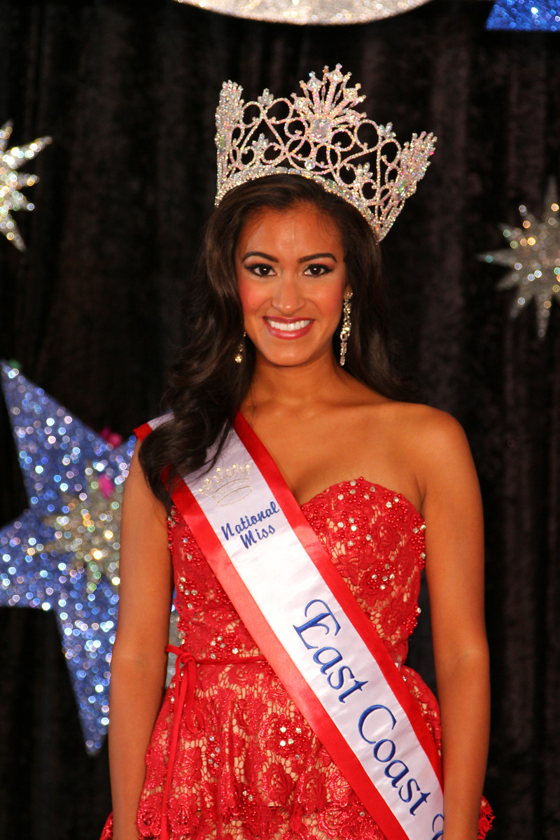 Miss East Coast USA Katherine Guevarra