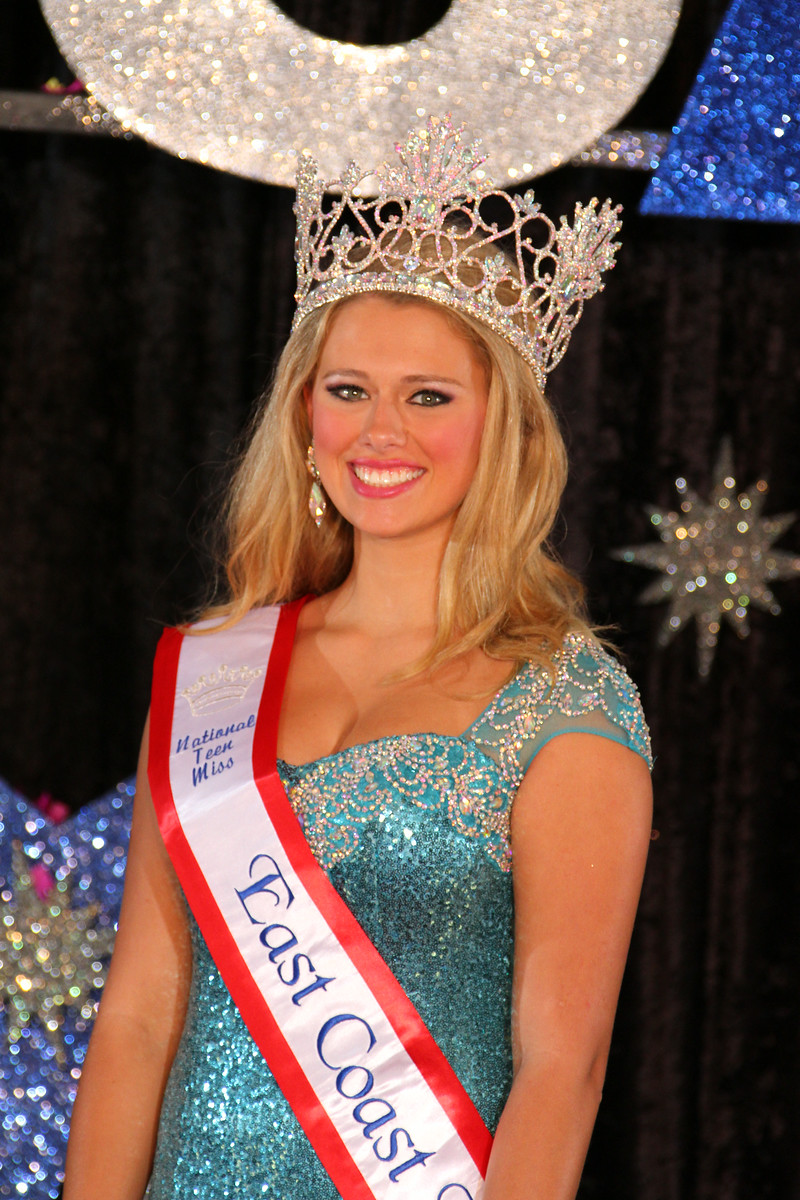 Teen Miss East Coast USA Caitlyn Colwell