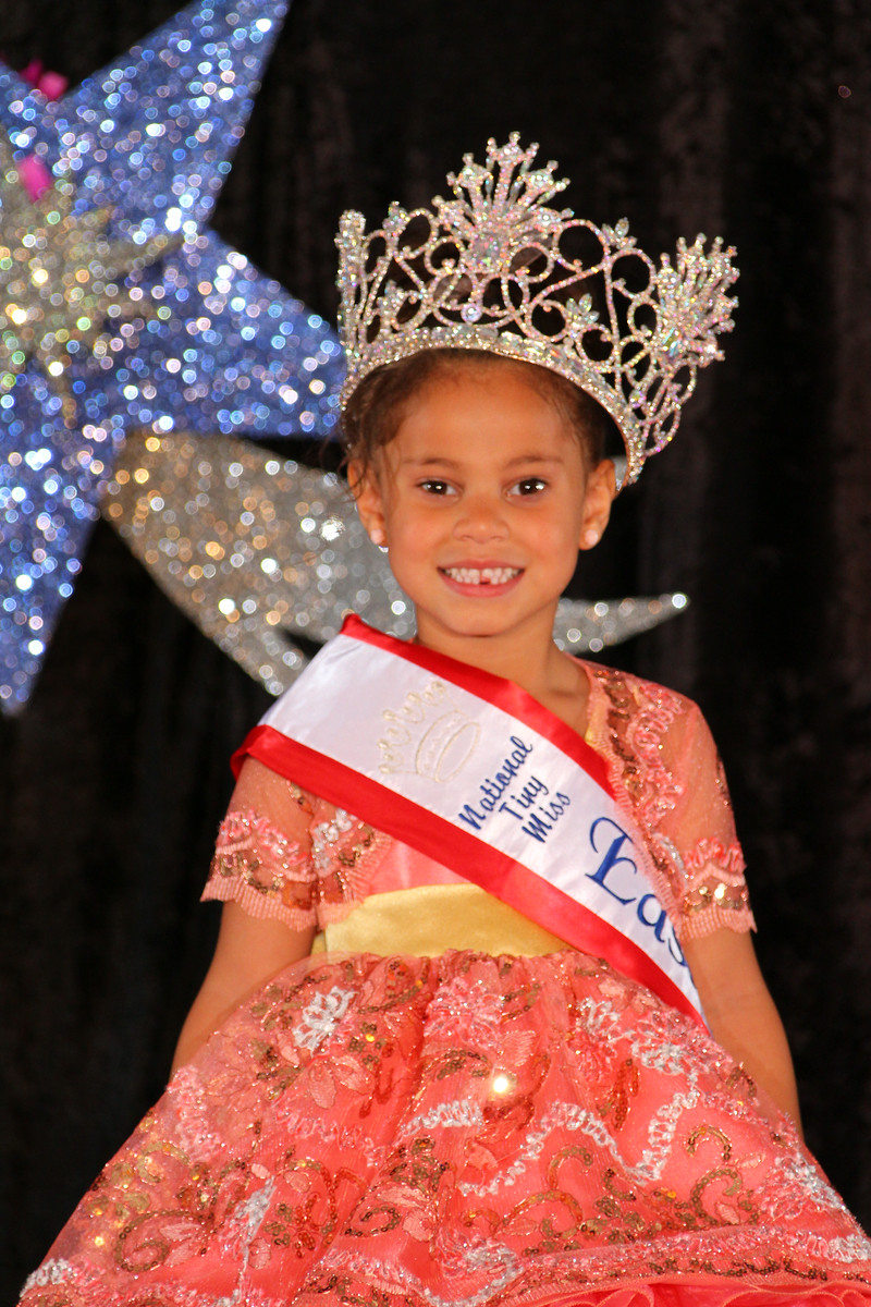 Tiny Miss East Coast USA Laeloni Velazquez