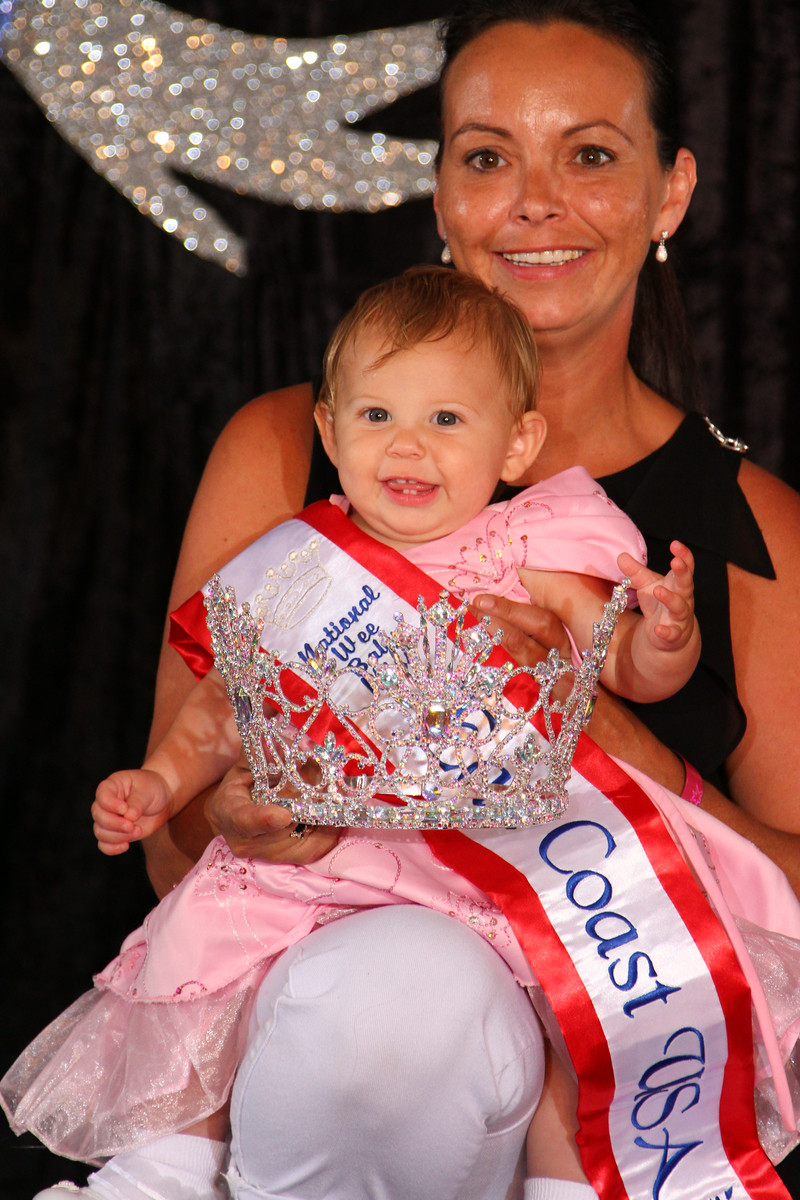 Wee Baby Miss East Coast USA Colette Wagenhoffer