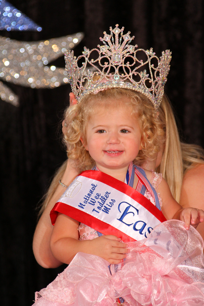 Wee Toddler Miss East Coast USA Cambryn Honick