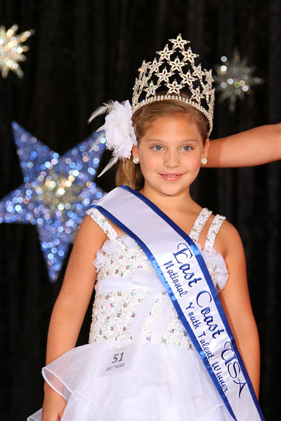 Youth Talent Queen Gianna Casterline