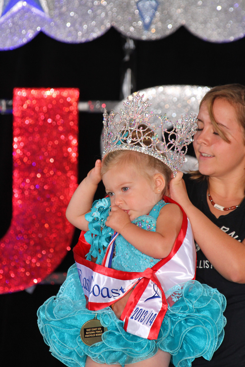 Wee Toddler Miss Natural East Coast USA: Kara Erickson