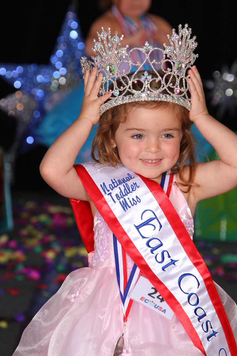 Toddler Miss Natural East Coast USA: Jadyn Tattloi