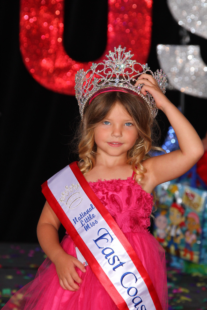 Tiny Miss Natural East Coast USA: Laney Rossell