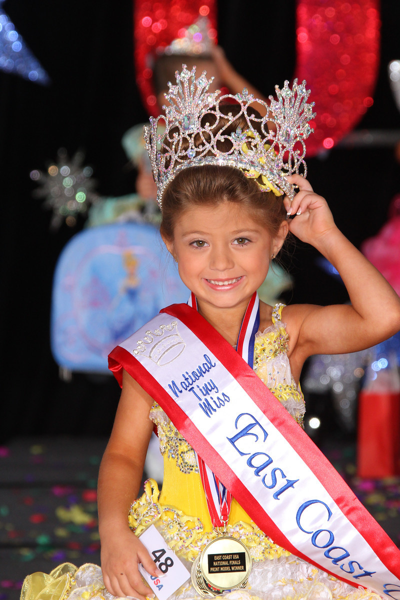 Tiny Miss Glitz East Coast USA: Cassie Bartsch