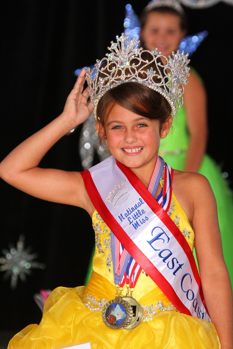 Little Miss Natural East Coast USA: Tabitha Albensi