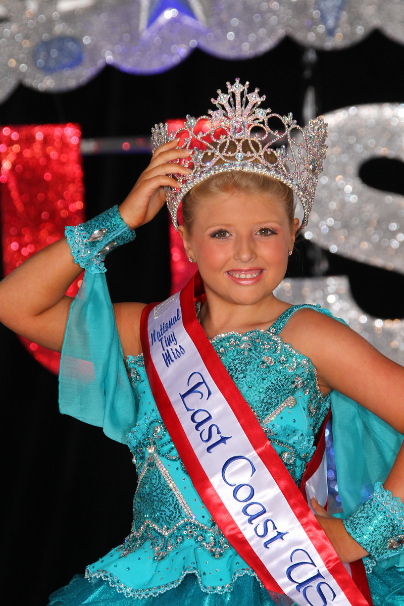 Little Miss Glitz East Coast USA: Calista Honick