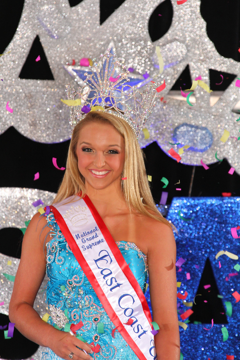 Miss Grand Supreme: Courtney Painter
