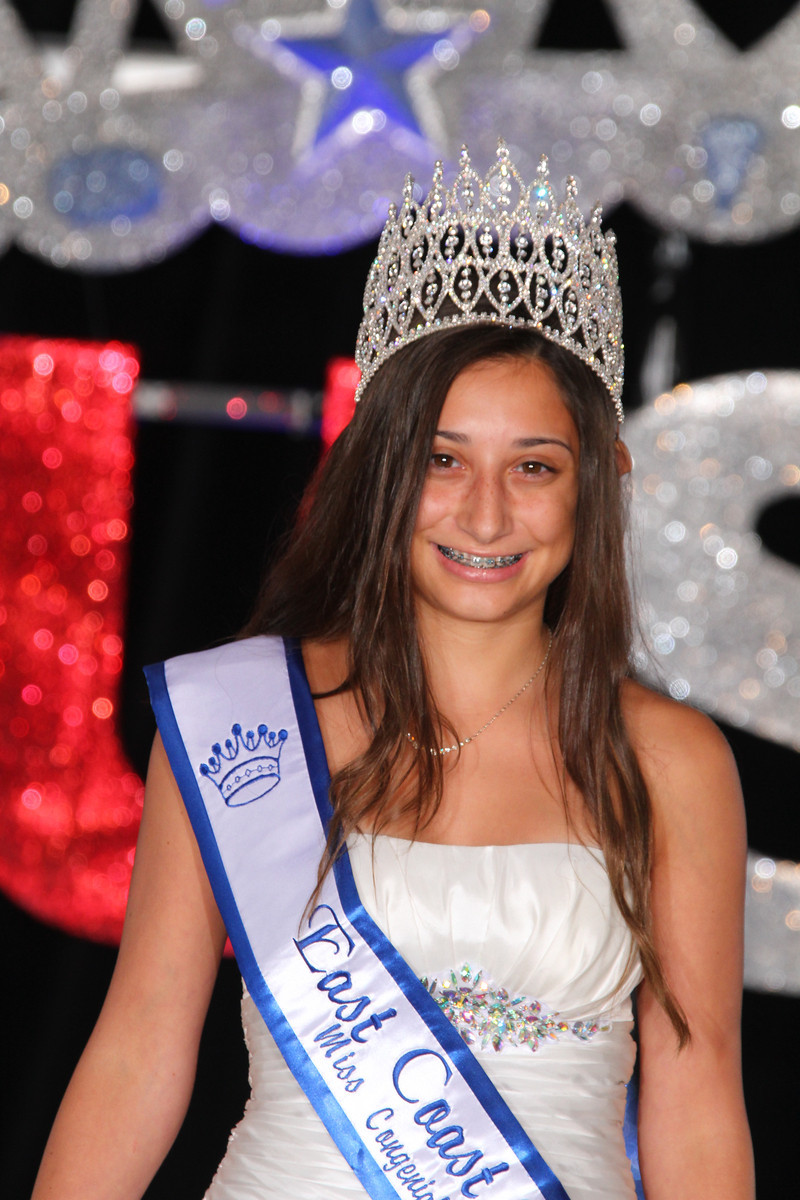 National Miss Congeniality: Alyssa Raparelli