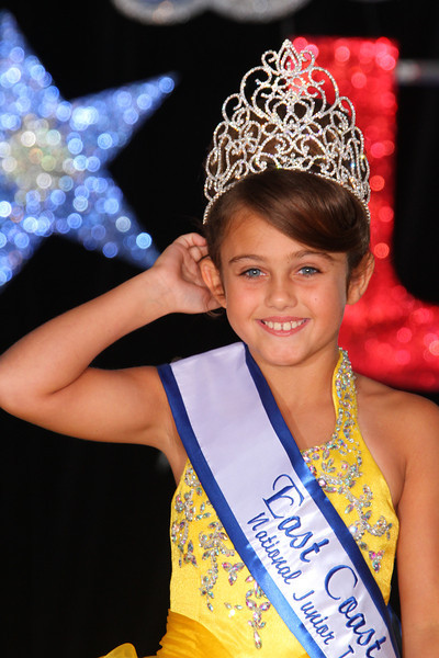 8-10 yrs. Talent Queen: Tabitha Albensi