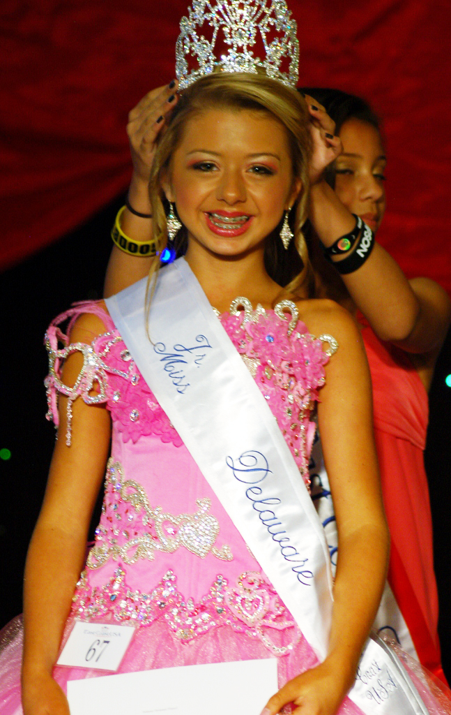 Miss Junior Pageant http://eastcoastusapageant.com/delaware-royalty