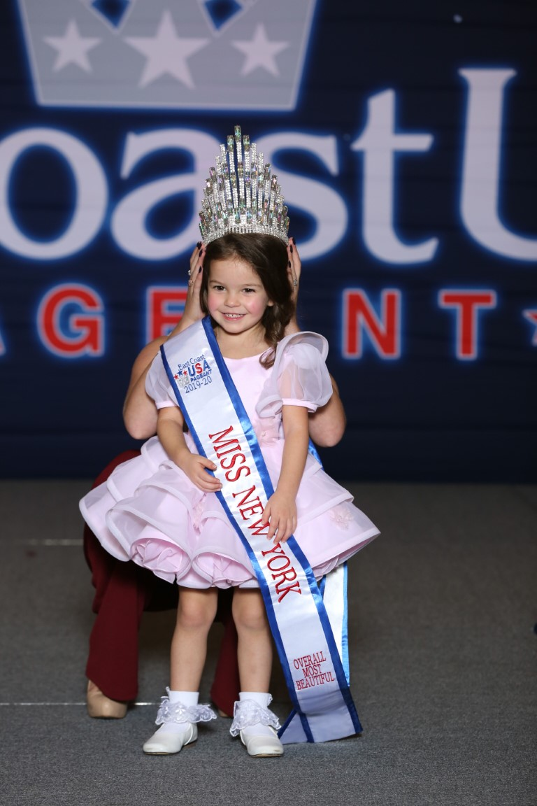 Overall Most Beautiful Miss New York Supreme Olivia Snow