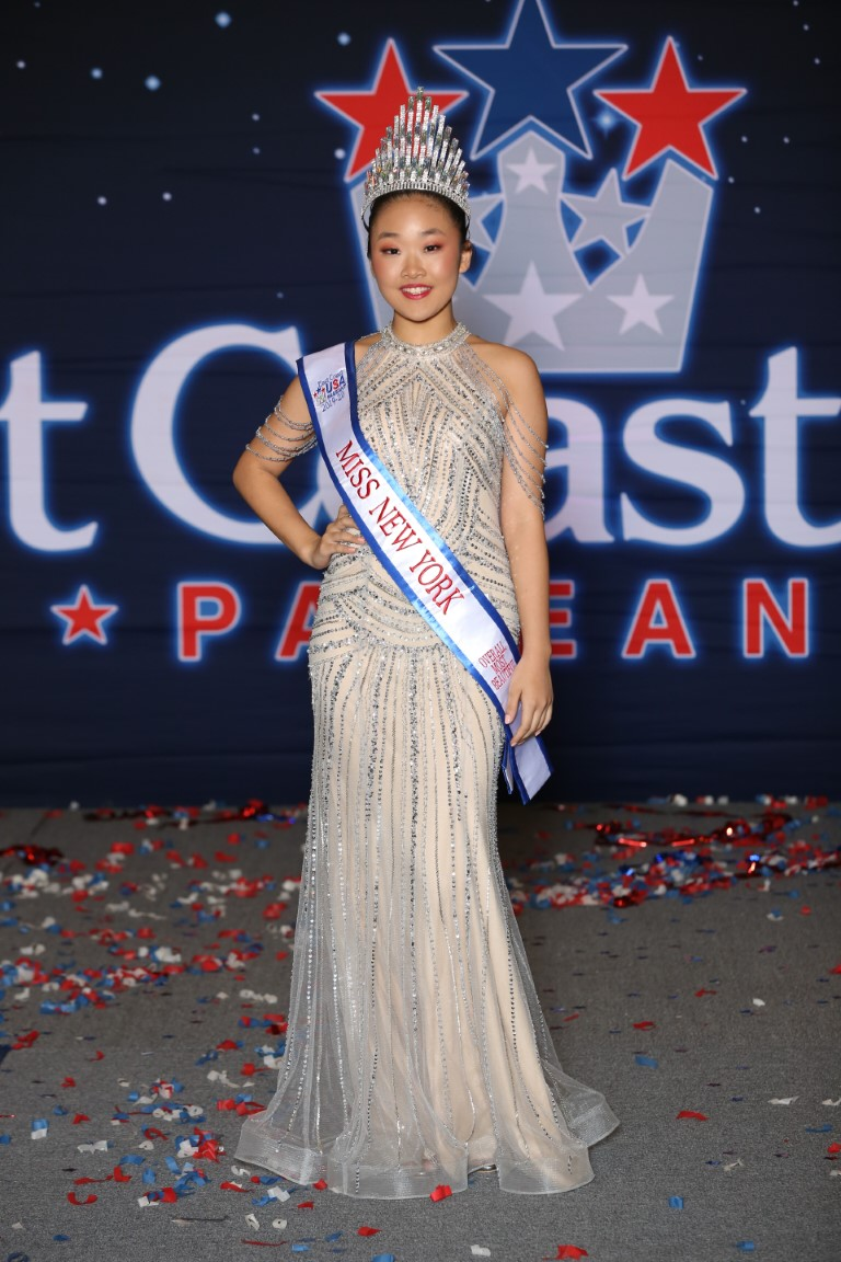 Overall Most Beautiful New York Supreme East Coast USA Lauren Song
